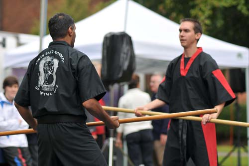 Kung Fu Weapons Training, Marlow, Wycombe